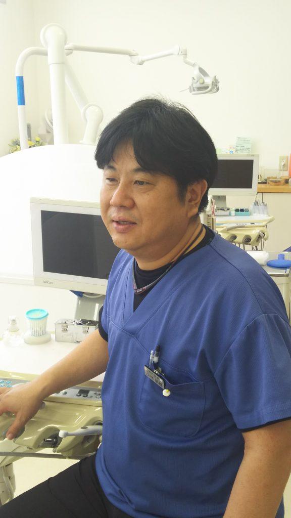 医師 小林先生 写真
